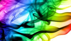Colores fluidos